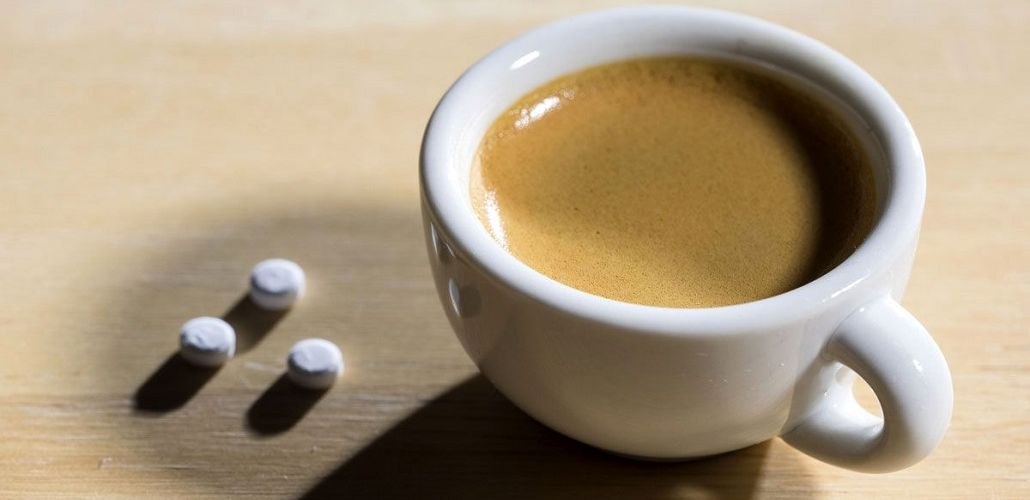 Кофе и лекарство, фото
