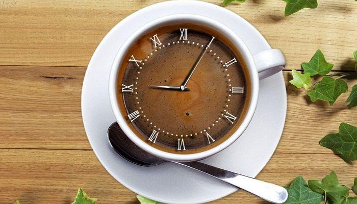Время кофепития, фото
