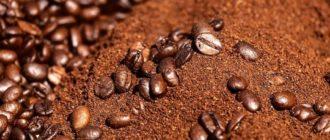 Помол кофе без кофемолки, фото