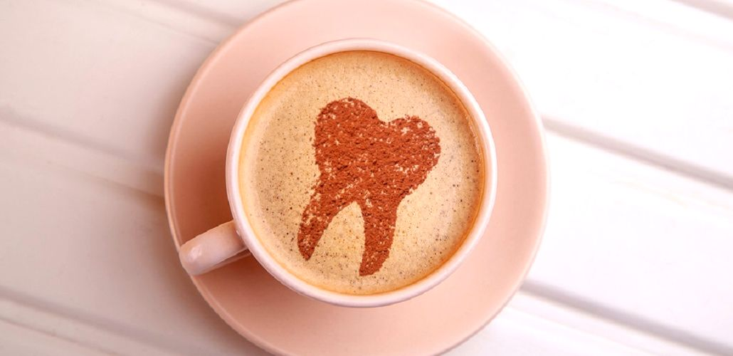 Кофе и зубы, фото