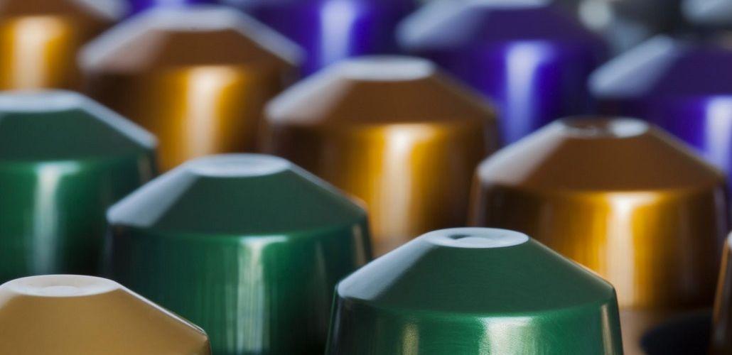 Капсулы для кофемашины, фото