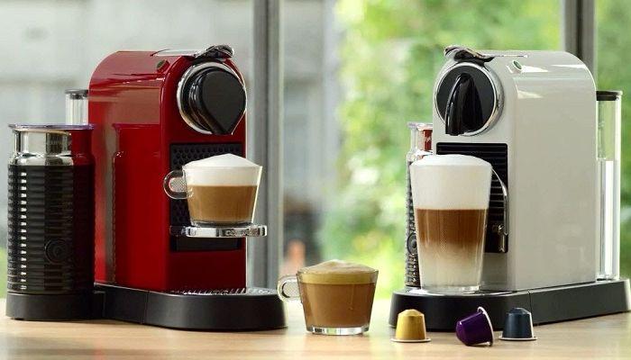 Кофемашины c  капсулами, фото