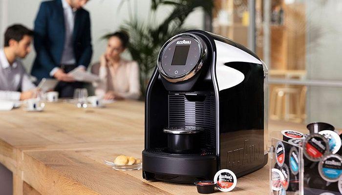 Кофемашины и капсулы Lavazza, фото