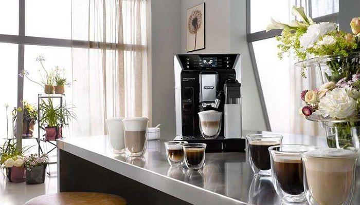 Зерновая кофемашина для дома, фото