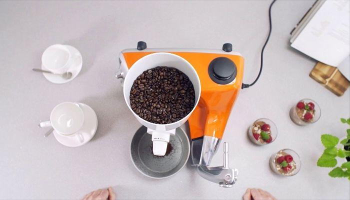 Электрическая кофемолка, фото